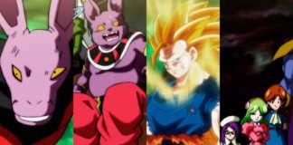 Piores momentos do Torneio do Poder Dragon Ball Super