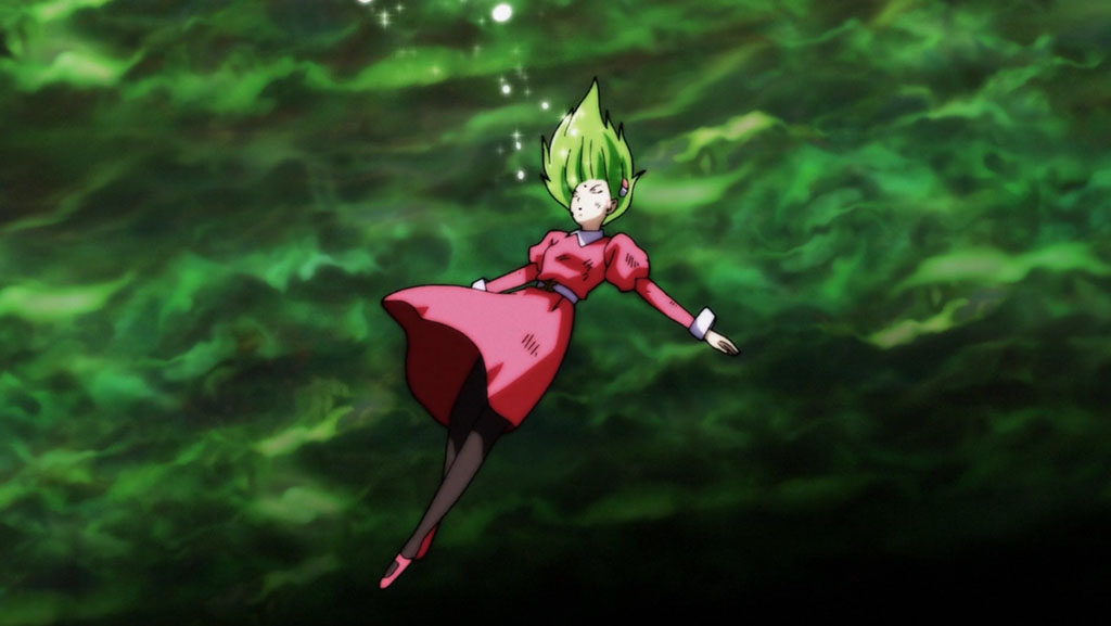 A queda de Ribrianne Dragon Ball Super episódio 117