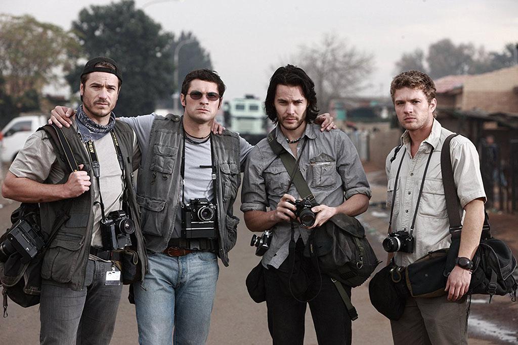 Repórteres de Guerra 2010