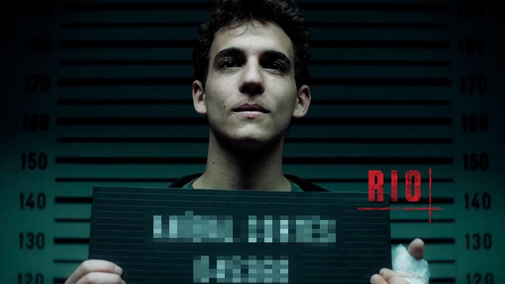 Rio La Casa de Papel Netflix