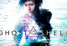 Scarlett Johansson Ghost in the Shell 2017