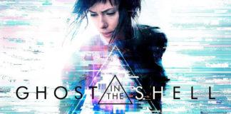 Scarlett Johansson Ghost in the Shell 2017