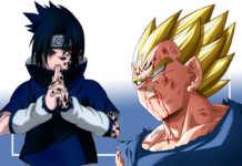 Semelhanças entre Vegeta e Sasuke
