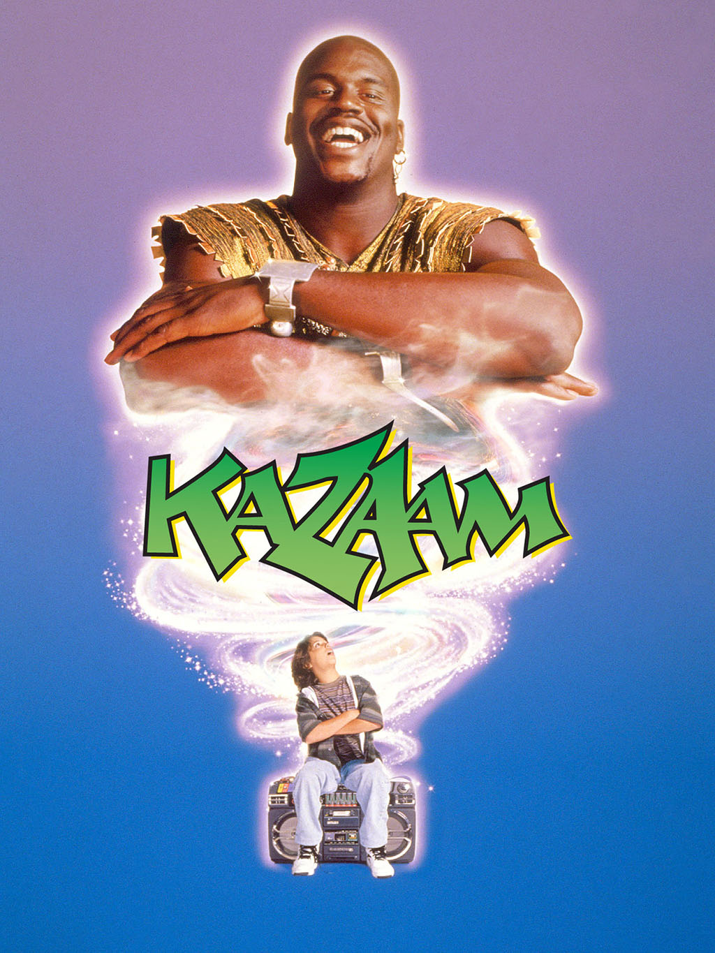 Poster Shaquille O'Neal - Kazaam 1996