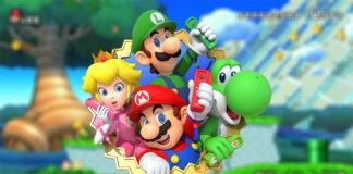 Personagens Super Mario Bros.