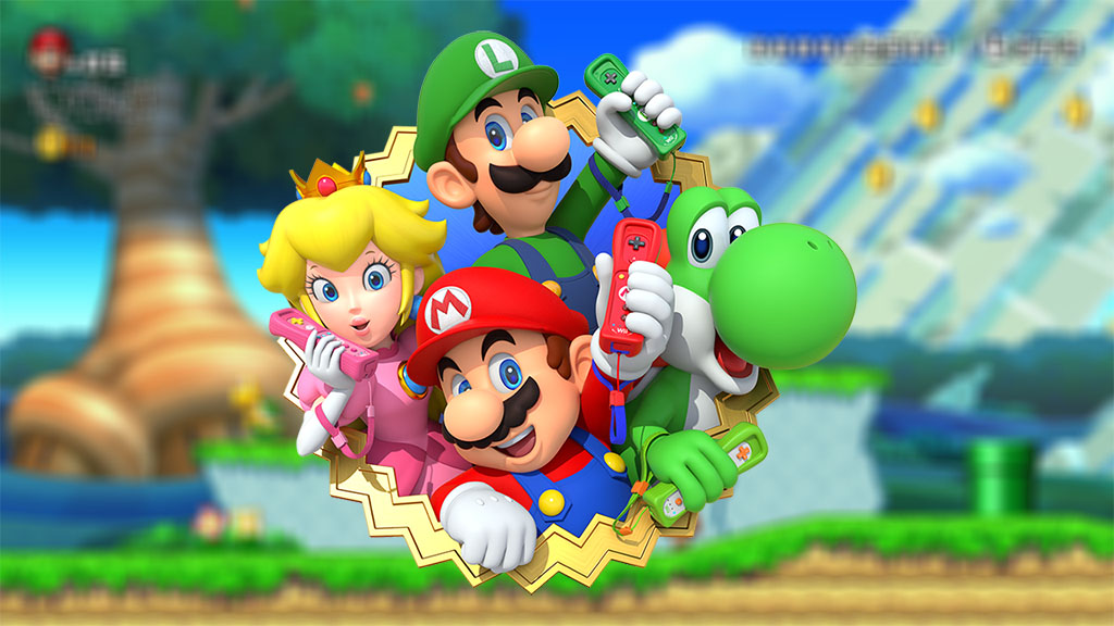 Play mario Games online for Free Without downloading