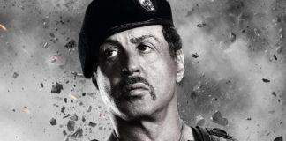Sylvester Stallone - Os Mercenários