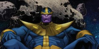 Thanos comic 01