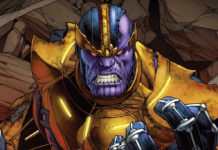 Thanos furioso