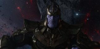 Thanos O Titã Louco
