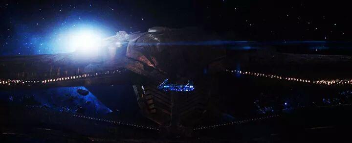 Thanos Sanctuary II Thor: Ragnarok
