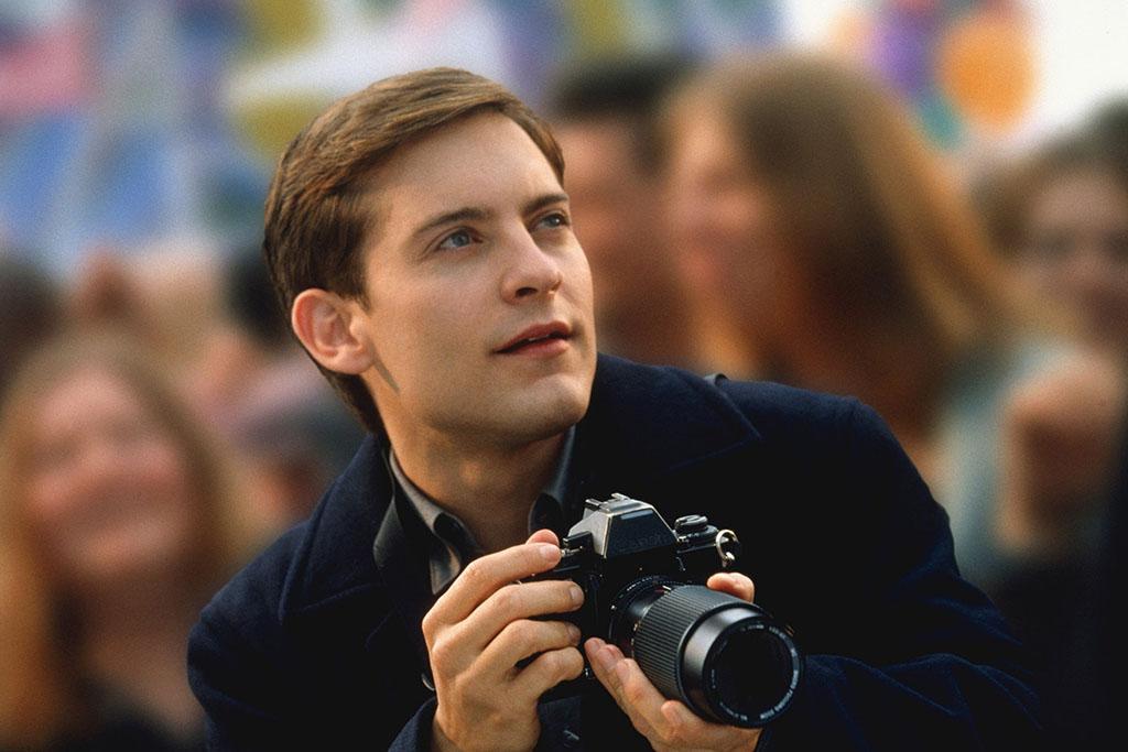 Tobey Maguire Homem-Aranha 2002