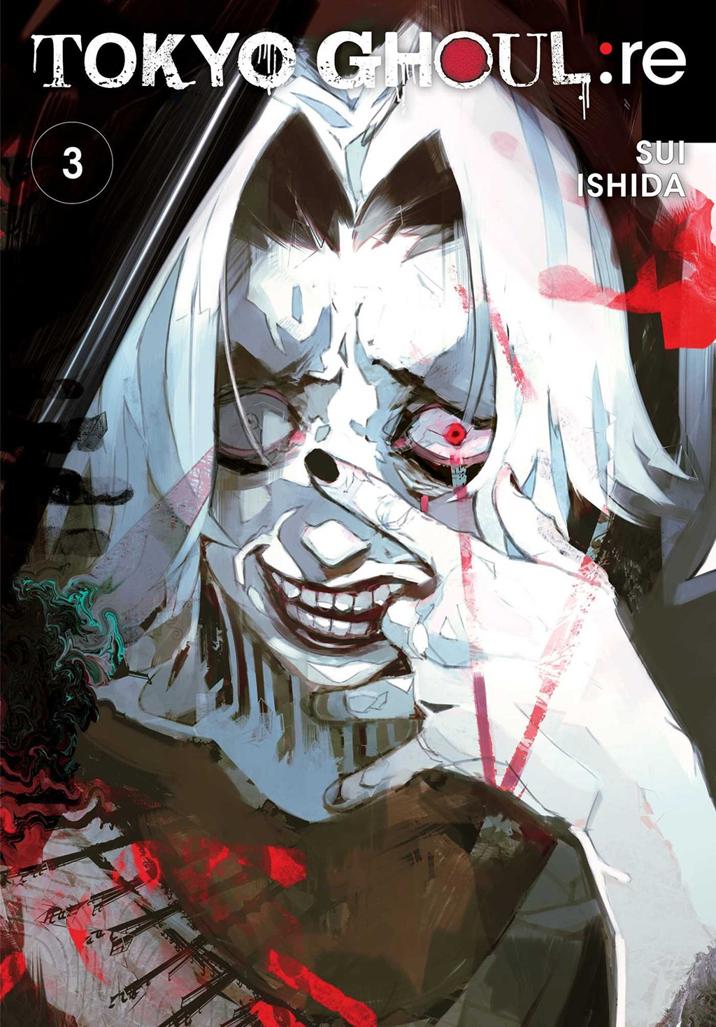 Poster Tokyo Ghoul: re