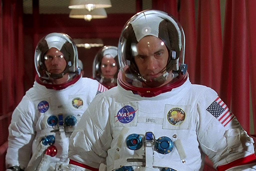 Tom Hanks Apollo 13 - Do Desastre ao Triunfo 1995