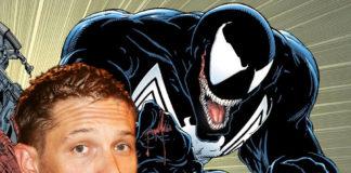 Tom Hardy Venom 2018