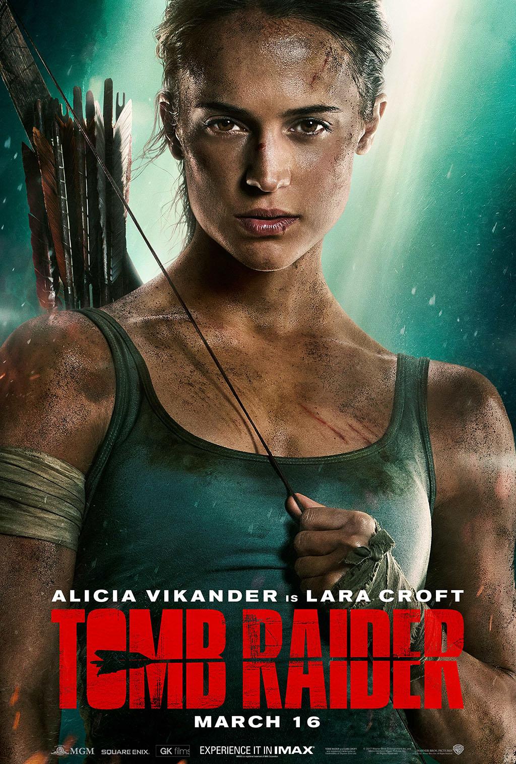 Poster Tomb Raider: A Origem 2018
