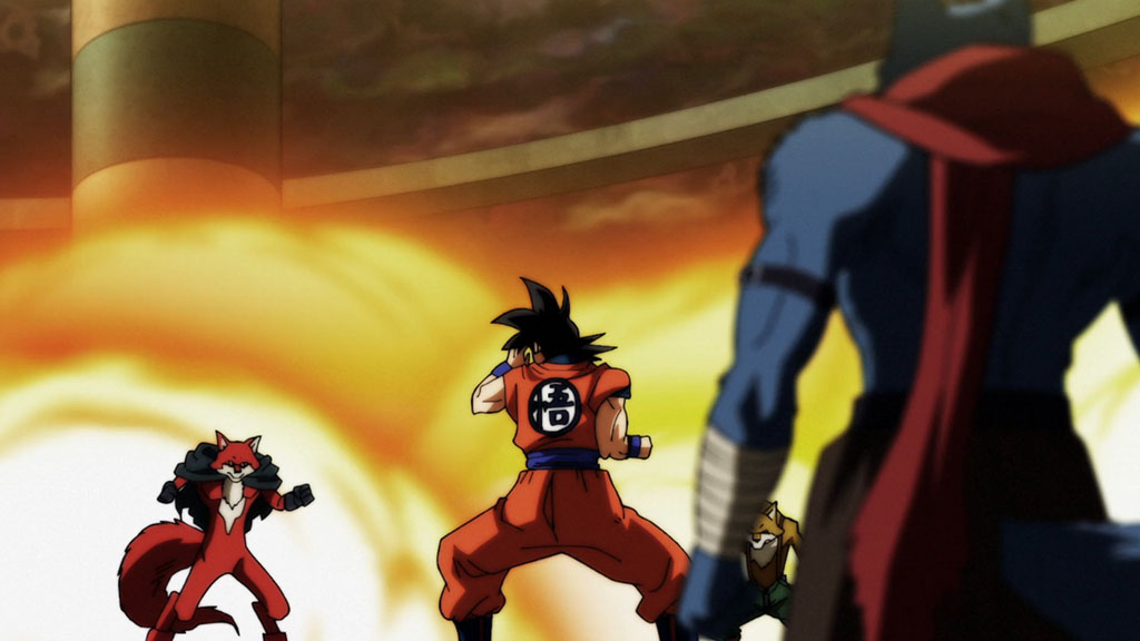Trio De Dangers vs Goku Dragon Ball Super episódio 98