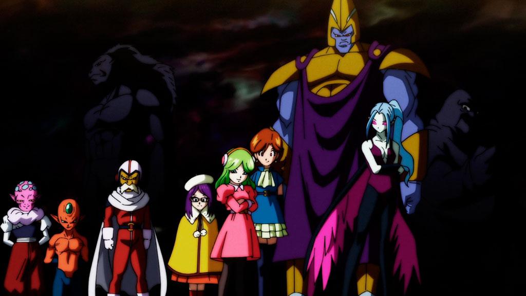Universo 2 Torneio do Poder ep. 96