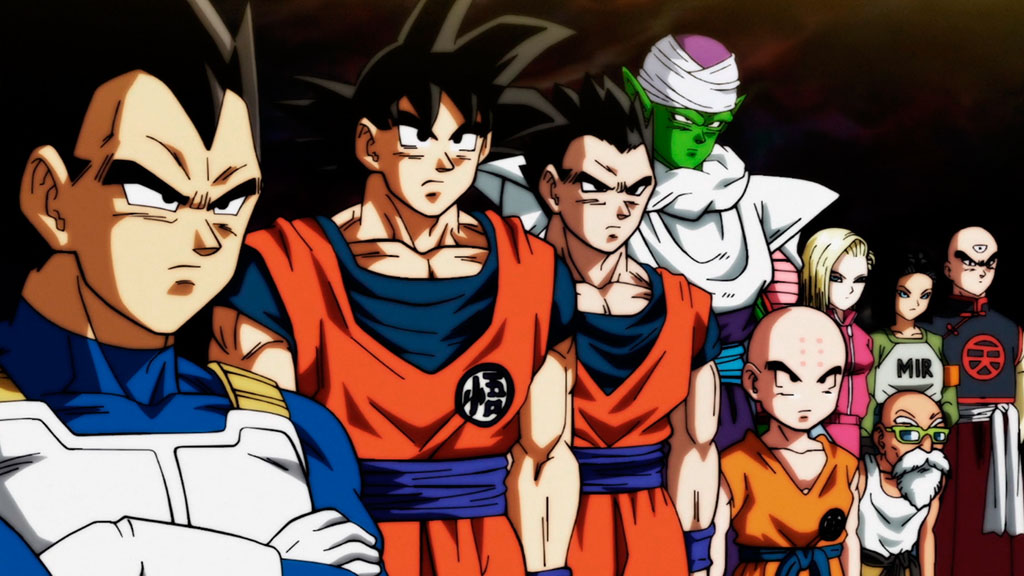 Universo 7 Torneio do Poder ep. 96