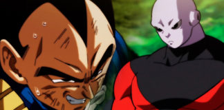 Vegeta vs Jiren episódio 122 Dragon Ball Super