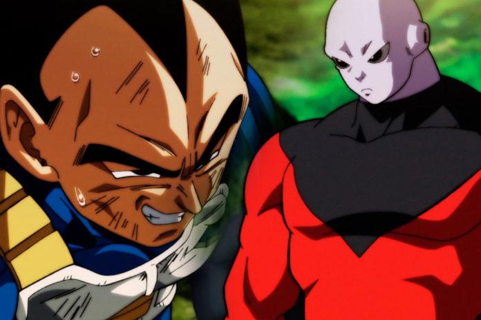 Vegeta vs Jiren episódio 122 Dragon Ball Super