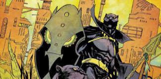 Wakanda Pantera Negra Marvel Comics
