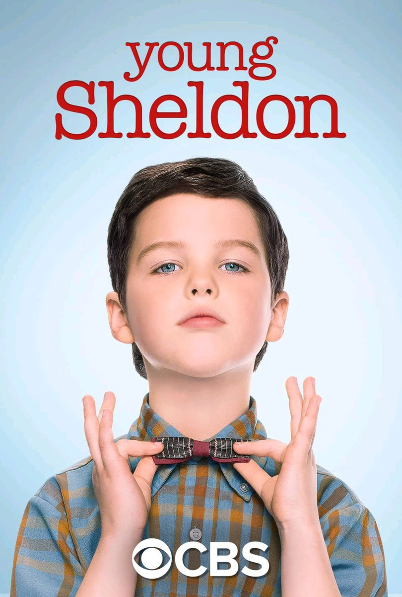 Poster Young Sheldon CBS