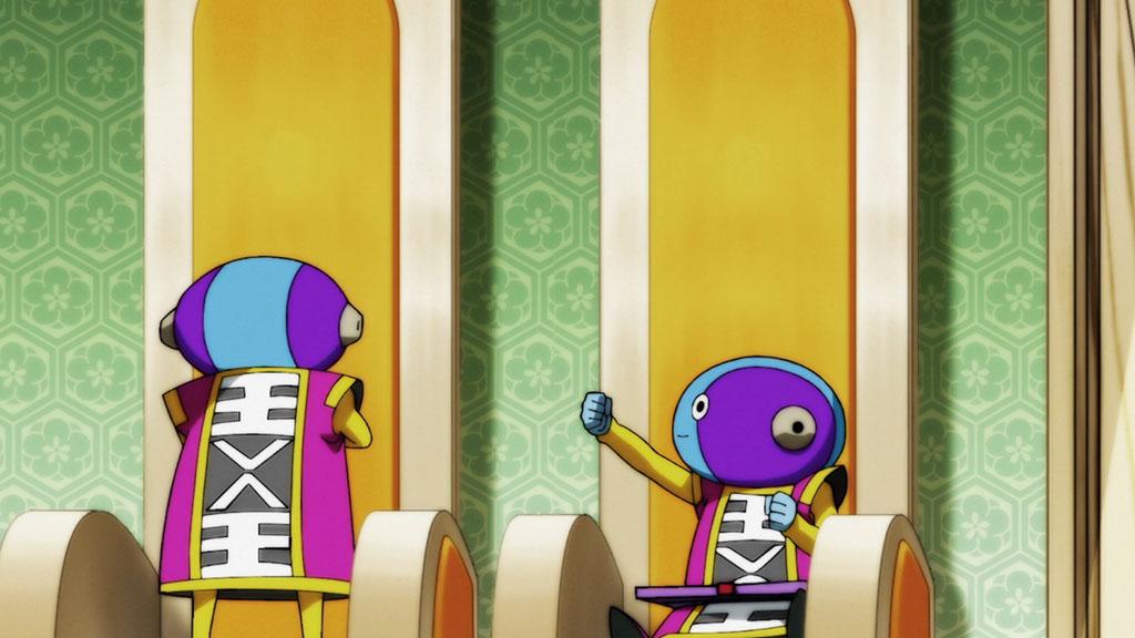 Zen'oh Destruição Dragon Ball Super episódio 123
