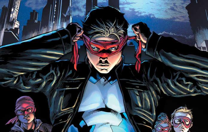Asa Noturna DC Comics