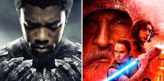 Bilheteria de Pantera Negra ultrapassa Star Wars: Os Últimos Jedi