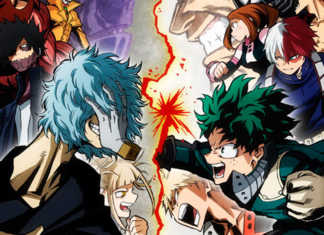 Boku no Hero Academia 3 temporada