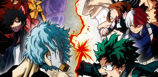 Boku no Hero Academia 3 temporada