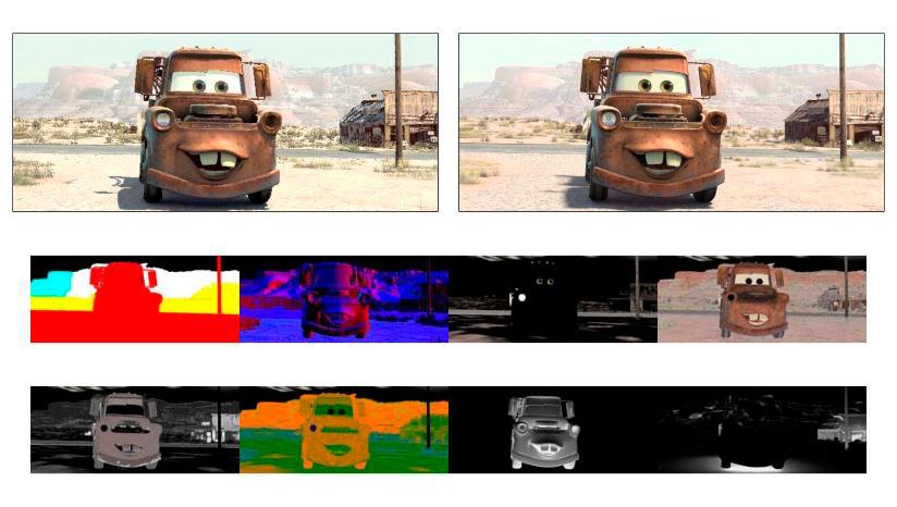 Carros LPICS Pixar