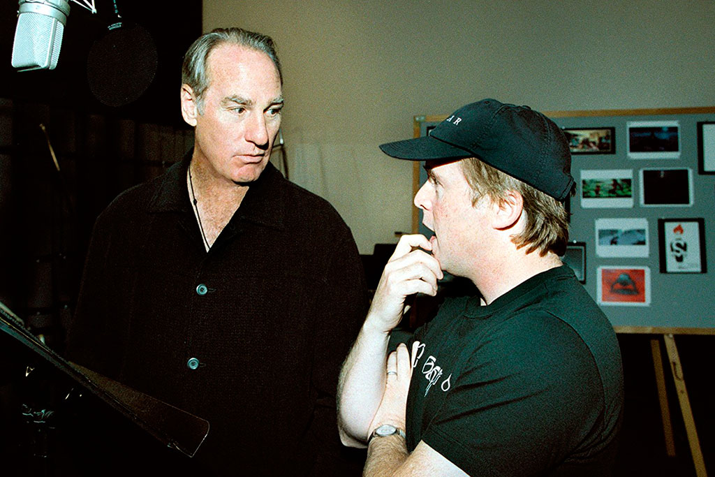 Craig T. Nelson e Brad Bird - Os Incríveis (2004)