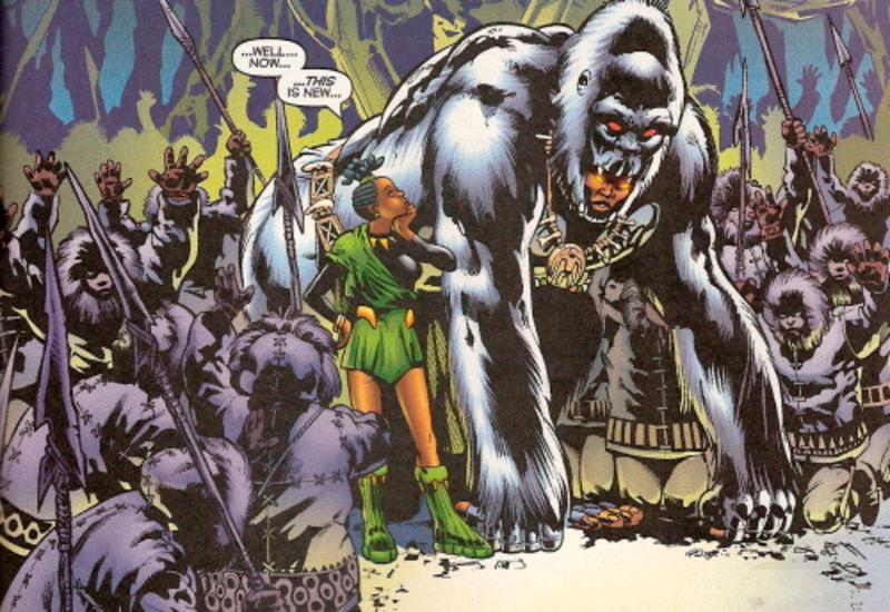 Culto do Gorila Branco