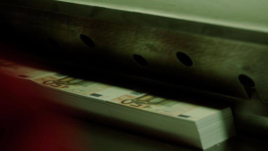Dinheiro La Casa de Papel episódio 2