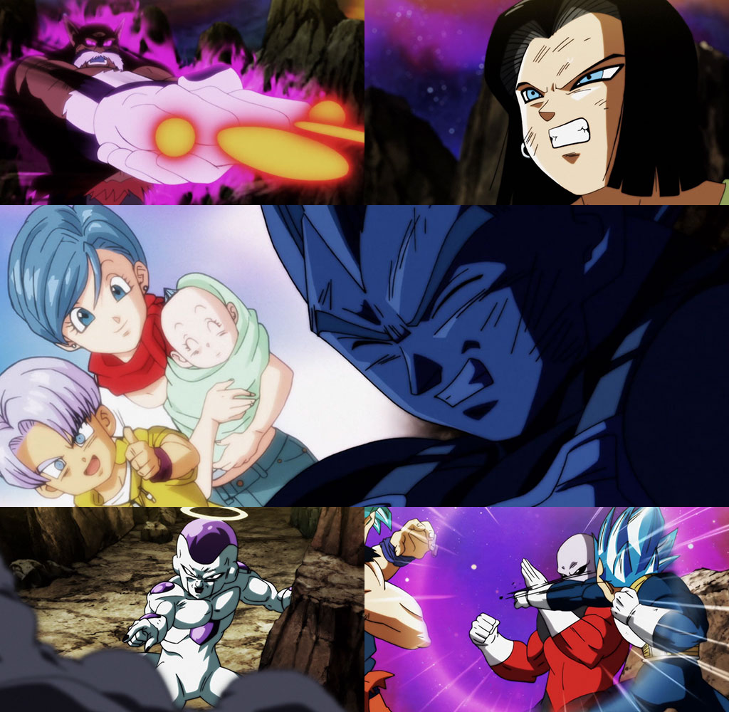 Dragon Ball Super episódio 126