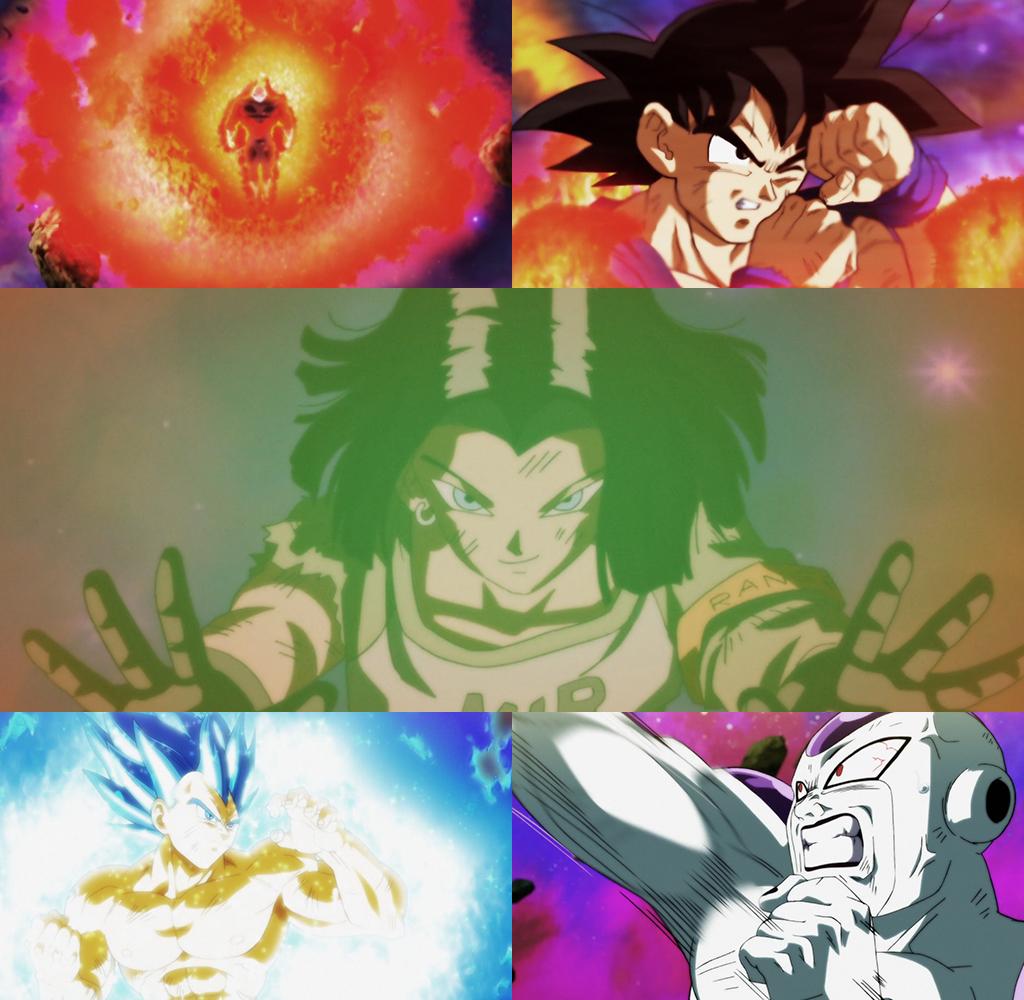 Dragon Ball Super episódio 127