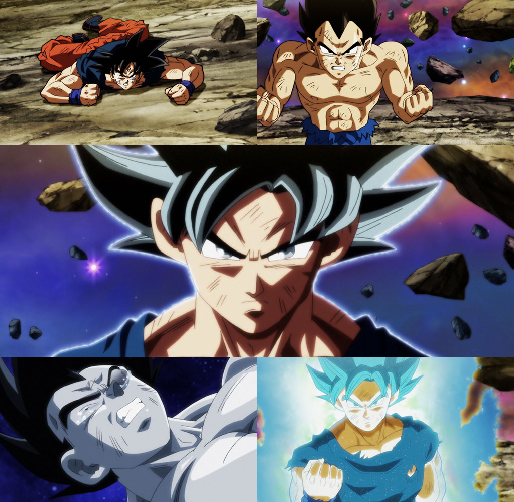 Dragon Ball Super episódio 128