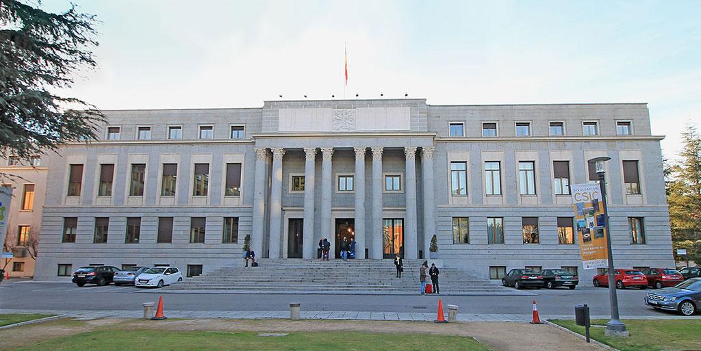 Conselho Superior de Investigações Científicas (CSIC) - Madri Espanha