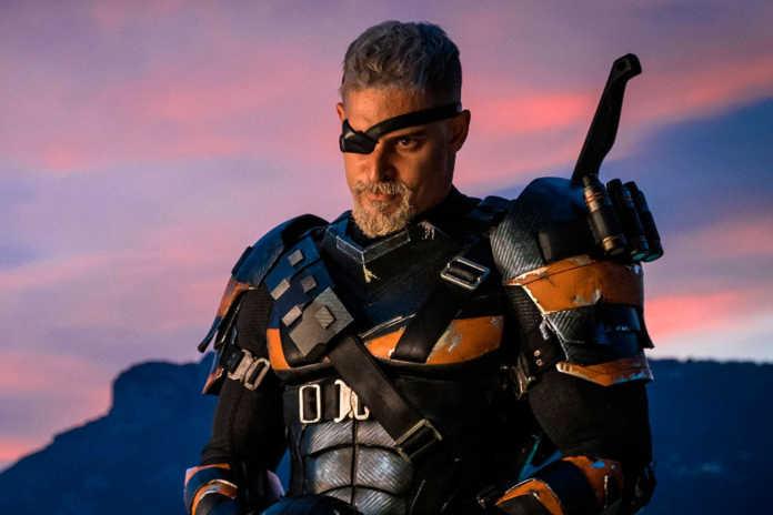 Exterminador (Deathstroke) Liga da Justiça (2017)