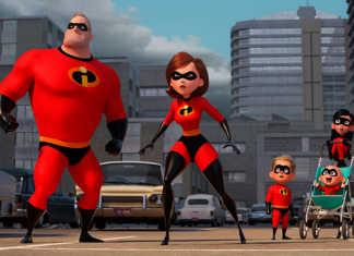 Família Pêra - Os Incríveis 2