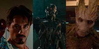 Filmes da Marvel