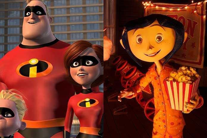 Filmes de animação