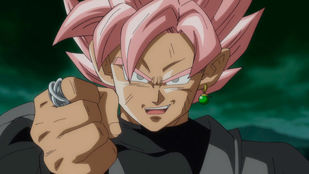 Goku Black DBS