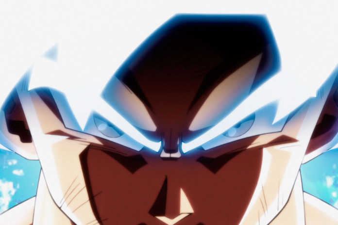 Goku Instinto Superior completo Dragon Ball Super