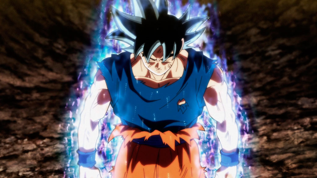 Goku Instinto Superior Dragon Ball Super ep. 110