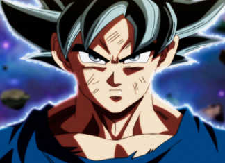 Goku Instinto Superior Dragon Ball Super ep. 128
