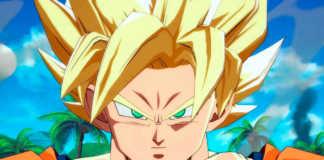 Goku super saiyajin Dragon Ball FighterZ
