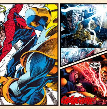 Heróis que derrotaram Thanos